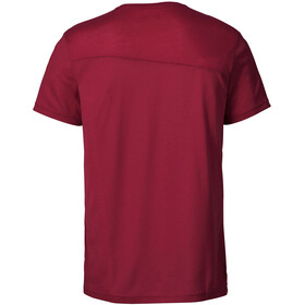 VAUDE Sveit T-shirt Men dark indian red